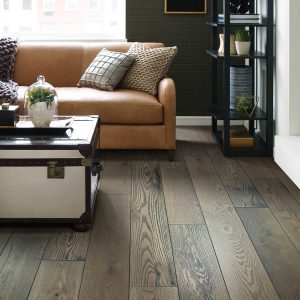 Living room Hardwood flooring | Shelley Carpets