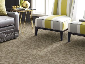 Shelley Carpet installed in living room | Shelley Carpets