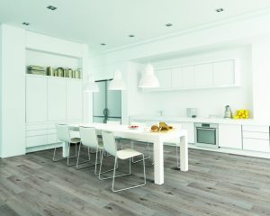 White kitchen | Shelley Carpets