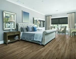 Modern master bedroom | Shelley Carpets