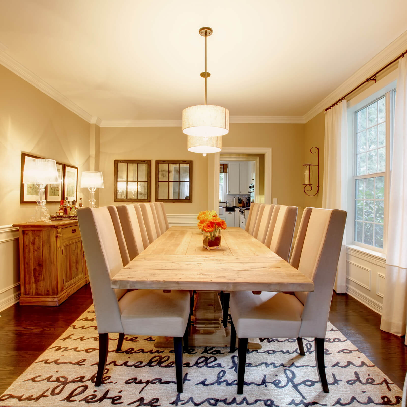 Best Rug for Your Dining Room | Shelley Carpets