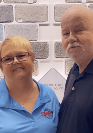 Bob & Paulette Browning   Shelley Carpets